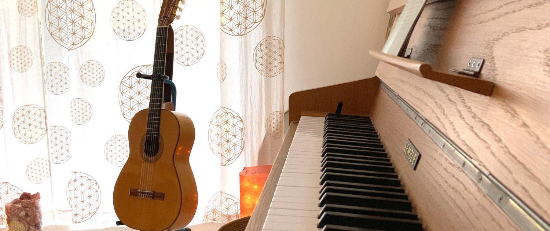 Gitarrenunterricht Meike Siebert Mölln